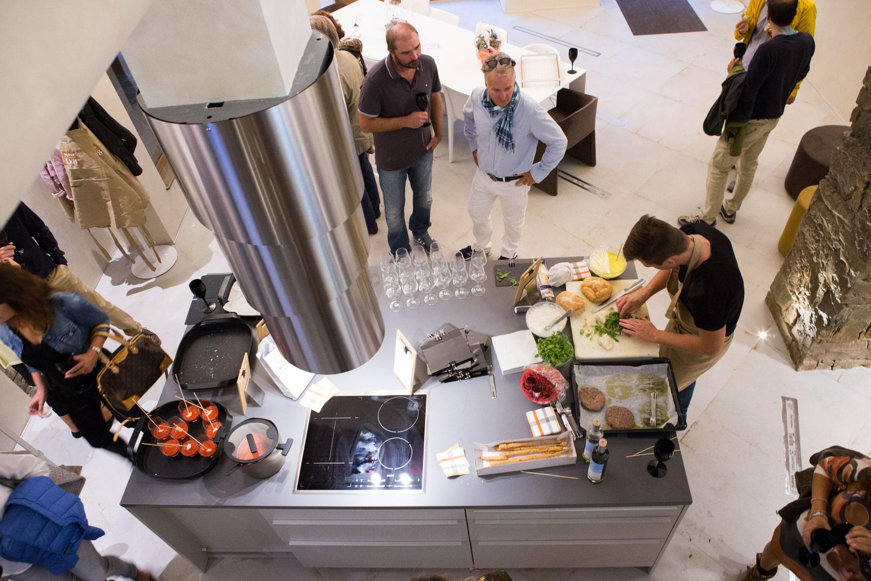 Studio Gasperini - Electrolux Cooking Show