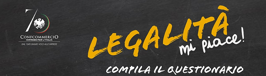 Legalità mi piace!